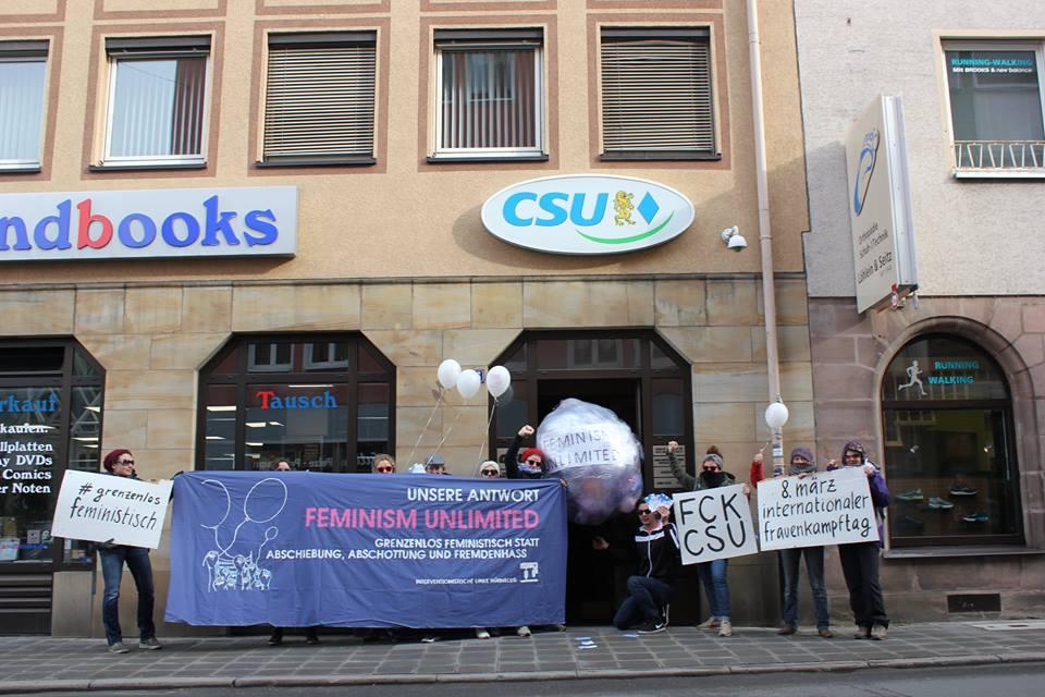 CDU - Feminism Unlimited